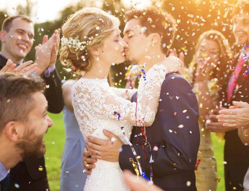 Alles neu in der Hochzeiterei